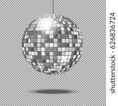 Mirror Glitter Disco Ball...