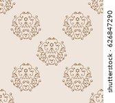 abstract geometric retro...   Shutterstock .eps vector #626847290
