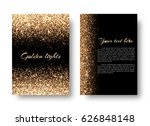 glimmer background with...   Shutterstock . vector #626848148