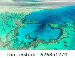 aerial view of the great...   Shutterstock . vector #626851274