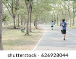 "photo of people running in the ""... 