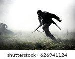 German Soldiers. Historical...