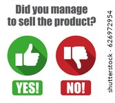 did you manage to sell the... | Shutterstock .eps vector #626972954