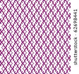 seamless pattern from violet... | Shutterstock . vector #62698441