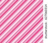 pattern stripe seamless pink... | Shutterstock .eps vector #627060314