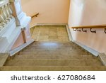 Old Stone Staircase With A...