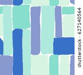 seamless repeating pattern with ... | Shutterstock .eps vector #627140564