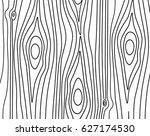 hand drawn woods texture.... | Shutterstock .eps vector #627174530