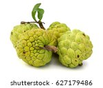 custard apple | Shutterstock . vector #627179486