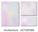 leaf abstract backgrounds   Shutterstock .eps vector #627189380