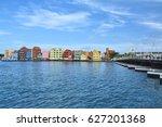 willemstad  curacao   march 27  ... | Shutterstock . vector #627201368