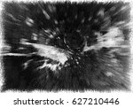 grunge background of black and...   Shutterstock . vector #627210446