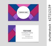 abstract vector layout...   Shutterstock .eps vector #627212159