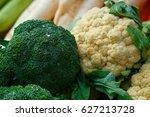 Broccoli Cauliflower Vegetable.