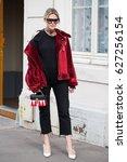 paris march 2  2017.sofie... | Shutterstock . vector #627256154