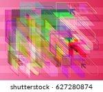 arrow vector elements | Shutterstock .eps vector #627280874