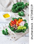 health care  diet and nutrition ... | Shutterstock . vector #627348119