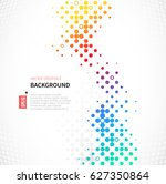 abstract background with...   Shutterstock .eps vector #627350864