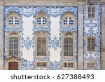 church wall with windows in... | Shutterstock . vector #627388493