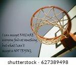 i can accept failure everyone... | Shutterstock . vector #627389498