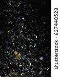 glitter particles | Shutterstock . vector #627440528