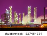 chemical engineering equipment... | Shutterstock . vector #627454334