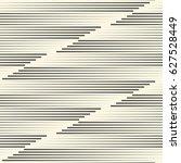 seamless horizontal stripe... | Shutterstock .eps vector #627528449