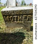Tombstone Of A Mother.