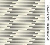 seamless horizontal line... | Shutterstock .eps vector #627539984