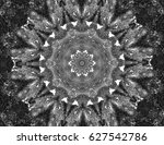 grunge background of black and... | Shutterstock . vector #627542786
