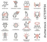 Vector Set Icons Related To...