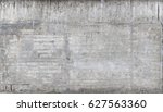 concrete wall   decorative or... | Shutterstock . vector #627563360