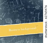 Business Backgrounds Set With...