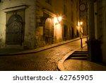 Prague   Night Aisle In Little...