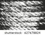 distressed overlay texture of... | Shutterstock .eps vector #627678824