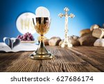 First Holy Communion. Catholic...