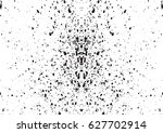 black and white vintage grunge... | Shutterstock .eps vector #627702914