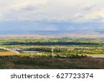 View Of The City Of Fruita In...