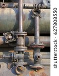 Small photo of Mechanical device piping