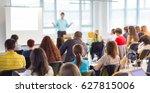 business and entrepreneurship... | Shutterstock . vector #627815006
