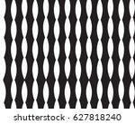 wavy line style pattern | Shutterstock .eps vector #627818240
