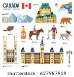 Country Canada Travel Vacation...