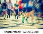runners background | Shutterstock . vector #628012808