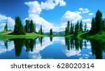 landscape wallpapers   ... | Shutterstock . vector #628020314