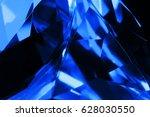 blue crystal background   Shutterstock . vector #628030550