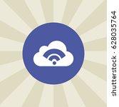 wifi icon. sign design....