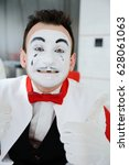 Mime In The Dental Chair...