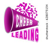 Logo For Cheerleading. Vector...