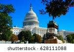 washington dc  united states... | Shutterstock . vector #628111088