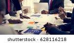 association alliance meeting... | Shutterstock . vector #628116218